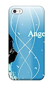 Special Delores Sands Skin Case Cover For Iphone 5/5s, Popular Angel Sanctuary Poster Phone Case