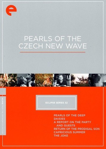 Eclipse Series 32: Pearls of the Czech New Wave (Pearls of the Deep, Daisies, A Report on the Party and Guests, Return of the Prodigal Son, Capricious Summer, The Joke) - Eclipse Series