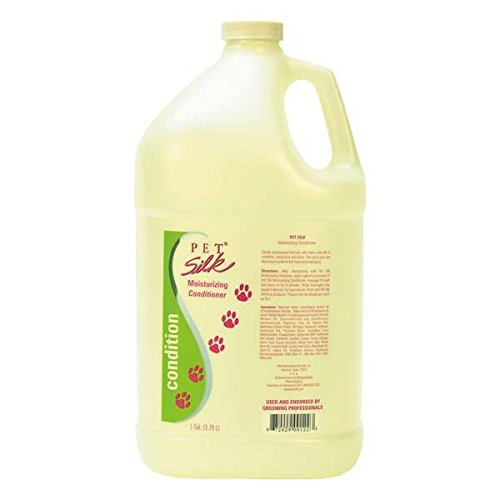 Moisturizing Dog Conditioner Professional Grooming Quality Concentrate Gallon ()