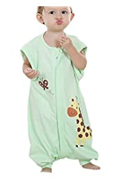 Nine States Baby Normal Comfort Cotton Sleepsack Split Sleeve Wearbale Blanket