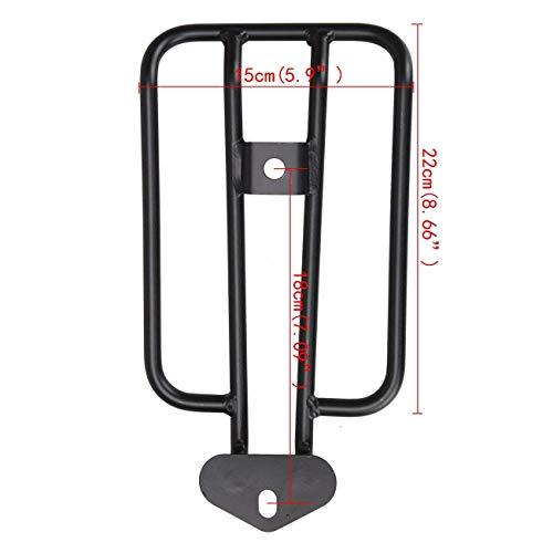 Buy sportster rear fender rack
