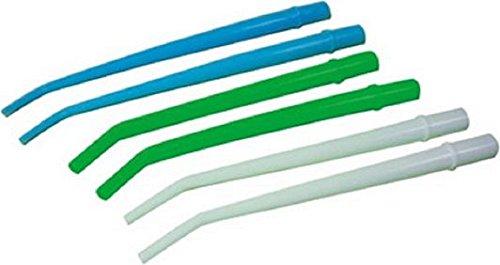 3D Dental 3D-ASP14 Surgical Aspirator Tip, 1/4'' (Pack of 25)