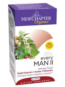 New Chapter, Every Man II, 48 Tablets ()