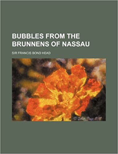 Bubbles from the Brunnens of Nassau
