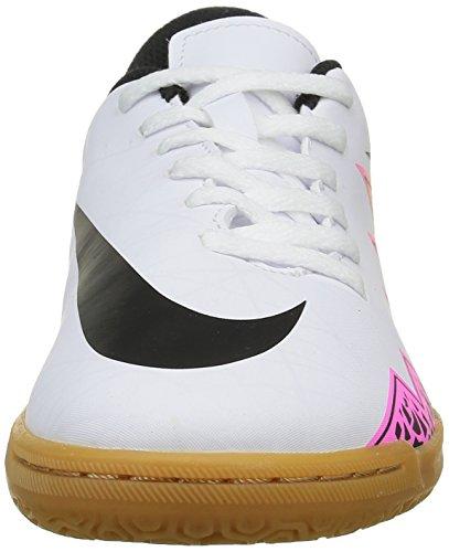 bambini Phade Unisex Bianco Total Blanc II Scarpe Black White Calcio IC Hypervenom Orange da Volt Jr Nike 8HxEwUqzz