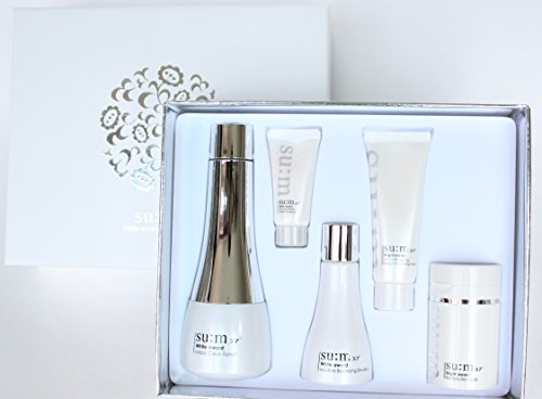 Su:m 37 White Award Micro Clear Toner 150ml/ 5.07 fl.oz Special Limited Gift Set 2016 New Version