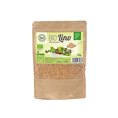 Semillas de Lino triturado especial ensaladas Sol Natural ...