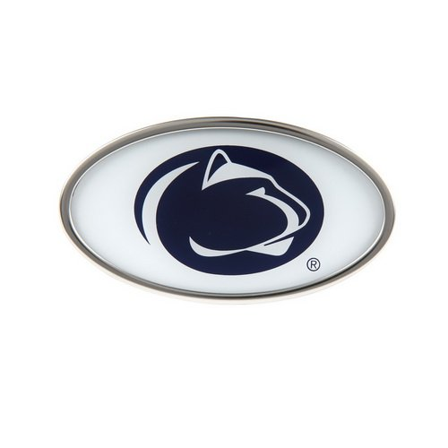 Penn State Nittany Lions Hitch (Trailer Hitch Cover, LED Lighted University Logo Truck Hitch Cover For GMC Chevy Toyota, Fits All 1.25 inch & 2 inch Hitch Receivers (Penn State Nittany Lion))