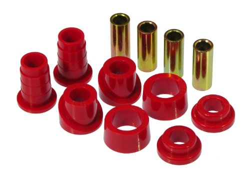 (Prothane 7-403 Red Front Sway Bar End Link Kit)