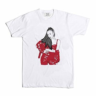 Babes & Gents Ariana Grande White Tee (Unisex)
