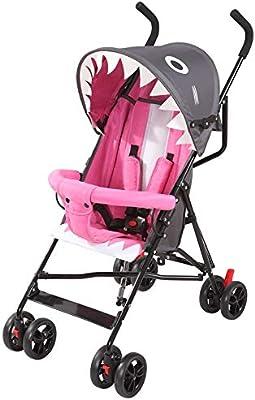 Wanlianer Carrito de Bebe Cool Portable Baby Baby Cochecito ...