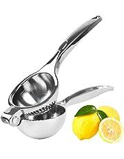 Manuell citronpress limejuicer pressare högpresterande juicer citronpress citrus frukt handpress juicer, säker snabb effektiv juicering, lätt att rengöra