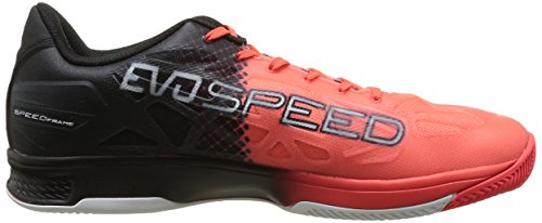 Puma de Black 5 Mehrfarbig Evospeed Indoor Blast Chaussures Fitness White 1 Adulte Red Rouge Mixte rXwr6qgt