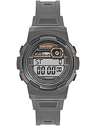 Relógio digital mormaii nxt infantil cinza mo0201c/8l