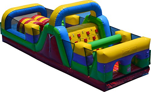 Inflatable Interactive Obstacle Course Shipping product image