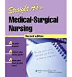 Straight A's in Medical-surgical Nursing (Straight A's) (Paperback) - Common
