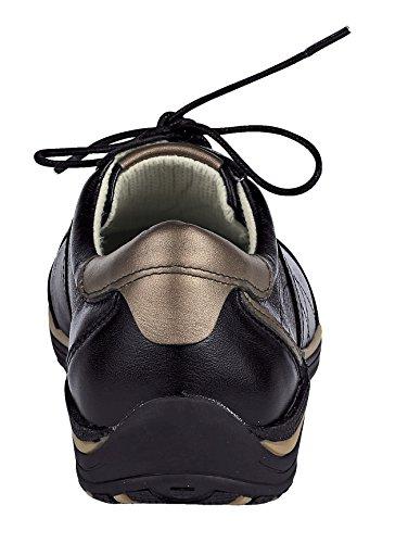 Weichem Schnürschuh Leder aus KLiNGEL Damen AwX1qTxz