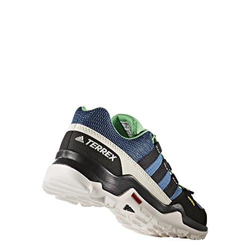 Adidas Terrex K, Bottes de Randonnée Mixte Enfant, Bleu (Azubas/Negbas/Blatiz), 36 EU