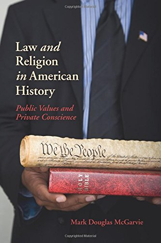Law and Religion in American History: Public Values and Private Conscience (New Histories of American Law) ebook