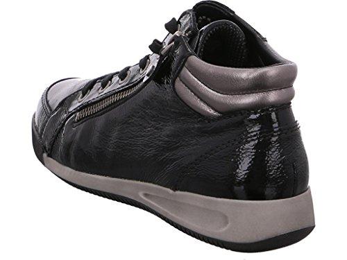 ara 12-44410 G Femmes Baskets Noir laques, EU 38