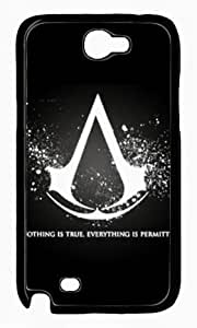 AC Revelations Assassins Creed Revelations Samsung Galaxy Note 2 N7100 Case, Customized AC Revelations Assassins Creed Revelations Diy Samsung Galaxy Note 2 N7100 Case