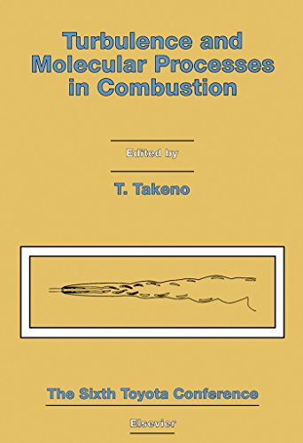 Turbulence and Molecular Processes in Combustion: A Collection of Contributions Based on Lectures Presented at the Sixth Toyota Conference, Shizuoka, Japan, 11-14 October 1992