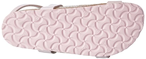 Birkenstock Daloa Birko-flor - Sandalias de tobillo Mujer Rosa - Pink (Graceful Rosa)