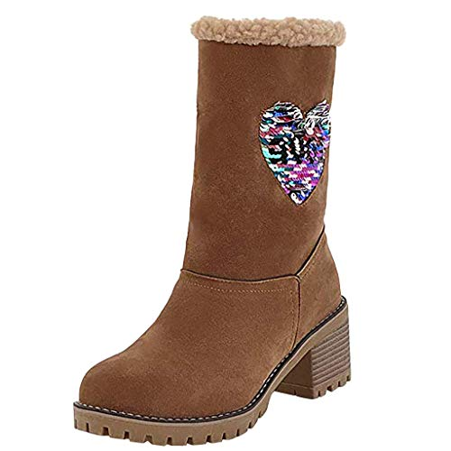 ONLT TOP Winter Boots for Women Stylish