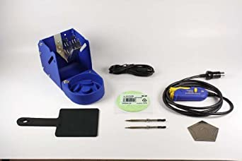 Hakko FM2023-05 SMD Mini Tweezer with T9-I Tips and FH200-04 Stand for the FM202 and FM203 Stations