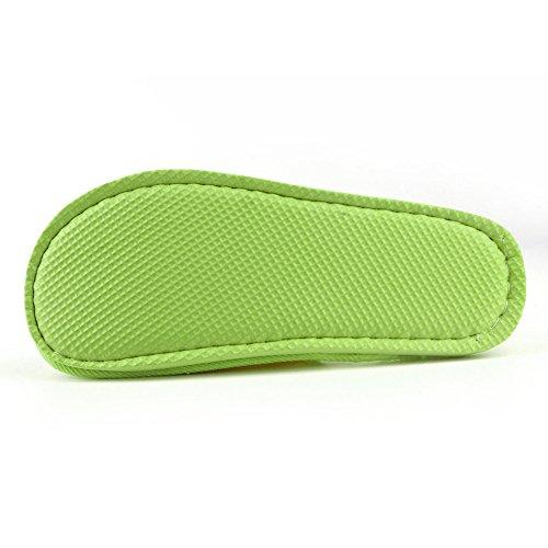 douille pantoufles d'intérieur peluche molles de d'intérieur silencieuses de en coton Dailyinshop antidérapantes femmes de de chaussures Chaussures de intérieures StZBqwHx8