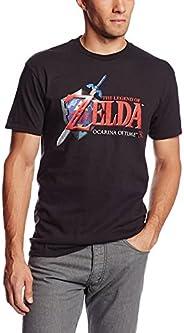 Nintendo Hey Ocarina t-Shirt Camisetas para Hombre