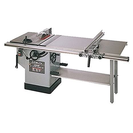 Delta U50 50 Inch Table Saw Unifence System Table Saw