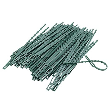 Plant Supports Twisty Plant Rings Garden Cut price Multi Buys Flexible