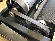 Flexonic 8PJ556 8 Rib Treadmill Fan Drive Motor Belt