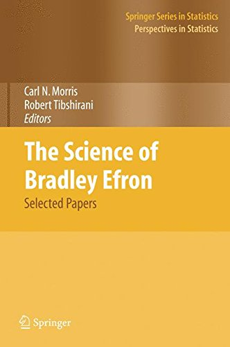 The Science of Bradley Efron: Selected Papers (Springer Series in Statistics)