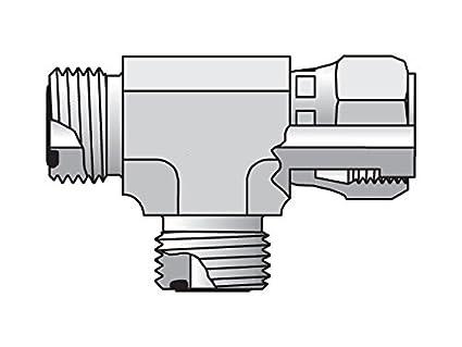 mm Hex ORFS Plug Parker Seal-Lok