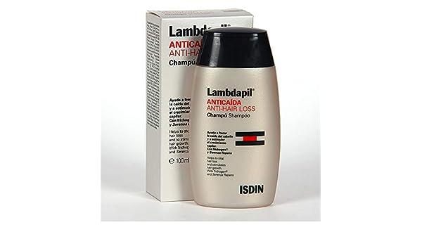 Amazon.com: Lambdapil Hair Loss Shampoo 100ml - Hair Care - Hair Regrowth Treatment - Anti-Hair Loss - Spain: Beauty