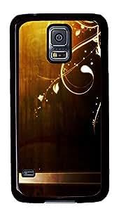 Samsung Galaxy S5 Retro PC Custom Samsung Galaxy S5 Case Cover Black