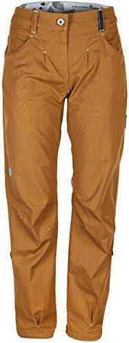 Ternua ® Pantalones para Mujer Drop Knee (-20%) algodón orgánico: Amazon.es: Deportes y aire libre