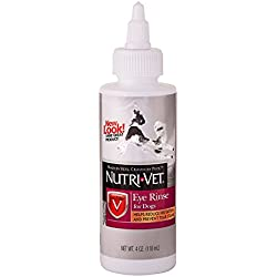 Nutri-Vet Dog Eye Rinse - Pack of 2