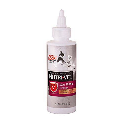 Nutri-Vet Dog Eye Rinse - Pack of 6 by Nutri-Vet Wellness N
