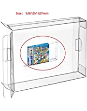 Childhood 10pcs Carts Clear CIB Case Sleeve Box for Gameboy Color Advance GBA GBC Cartridge Protector