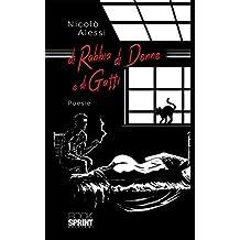 Di rabbia di donne e di gatti (Italian Edition)