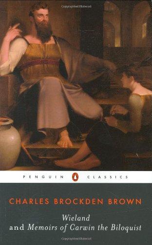 Wieland+Memoirs Of Carwin The Biloquist