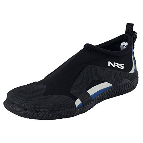 NRS Men's Kicker Remix Wetshoes Black 10