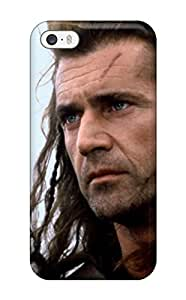 1239618K56368607 Case Cover Mel Gibson Iphone 5/5s Protective Case