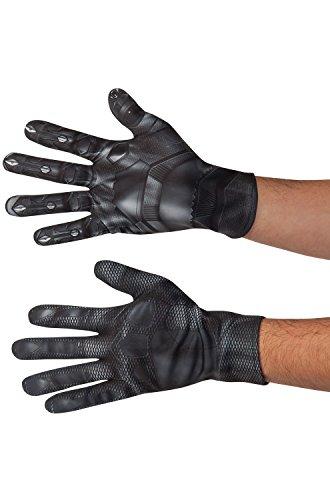 Marvel Men's Captain America: Civil War Black Panther Value Gloves, Multi, One Size (Marvel Black Panther Halloween Costumes)