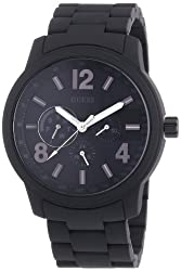 Guess W0185G1 Mens Multifunction Black Watch