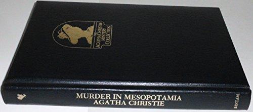 Murder In Mesopotamia - The Agatha Christie Mystery (Agatha Umbrella)