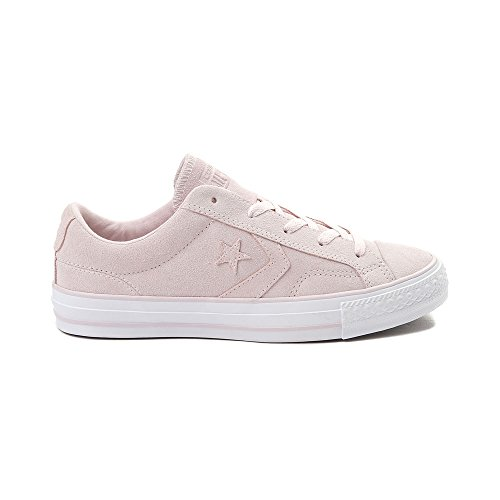 White Barely Ox Star Unisex Adulto Rose de Converse Deporte Player Rosa Zapatillas 653 Barely Rose wOZExPq